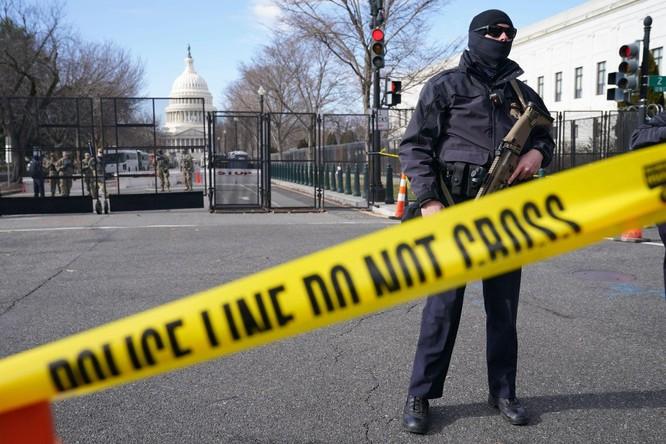 Đảng Dân chủ lo ông Biden bị người ủng hộ ông Trump trong lực lượng bảo vệ an ninh ám sát ảnh 2