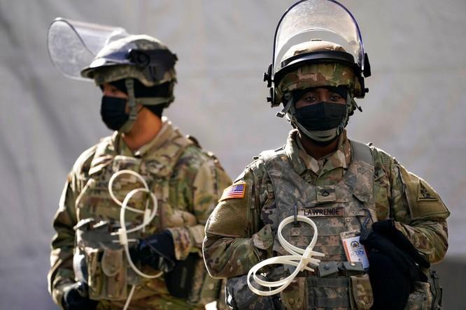 Nóng: Lo ngại ông Biden bị ám sát, 12 lính Vệ binh Quốc gia bảo vệ lễ nhậm chức bị loại vào giờ chót ảnh 2