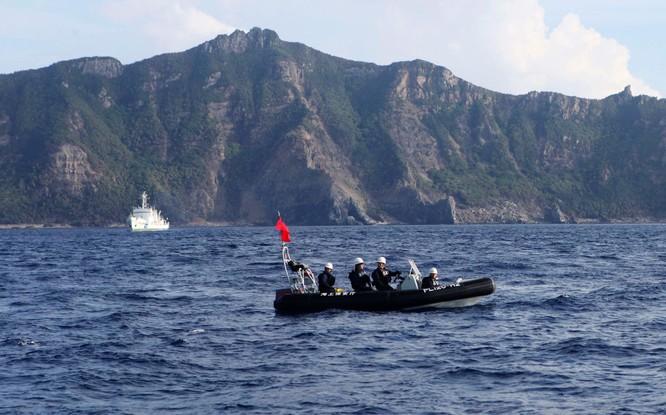 Chính phủ của ông Biden tiếp tục ủng hộ Nhật đấu Trung Quốc bảo vệ quần đảo Senkaku ảnh 1