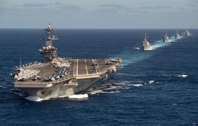 Vạch ra các điểm yếu của đối thủ, Mỹ tự tin kiềm chế được Trung Quốc ảnh 3