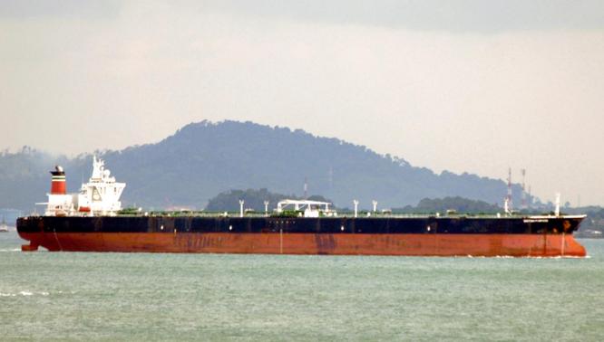 Indonesia bắt giữ tàu chở dầu Trung Quốc nghi mua lậu dầu của tàu Iran trên biển ảnh 1