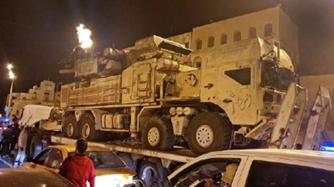 """Quân đội Mỹ """"bắt sống"""" các thiết bị quân sự tiên tiến của Trung Quốc và Nga tại Libya ảnh 1"""