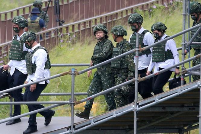 """Tướng Nhật Bản: Trung Quốc đã phát động một cuộc """"chiến tranh hỗn hợp"""" chống lại Đài Loan ảnh 2"""