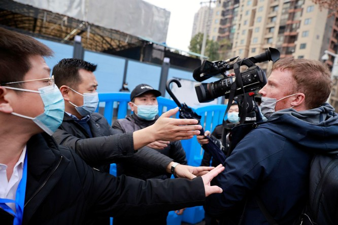 Ngoại trưởng Blinken cho thấy Mỹ tiếp tục chính sách cứng rắn với Trung Quốc ảnh 1