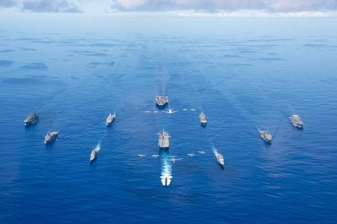 Vì sao Mỹ thành lập Nhóm công tác quân sự đặc nhiệm để xem xét chính sách Trung Quốc? ảnh 3