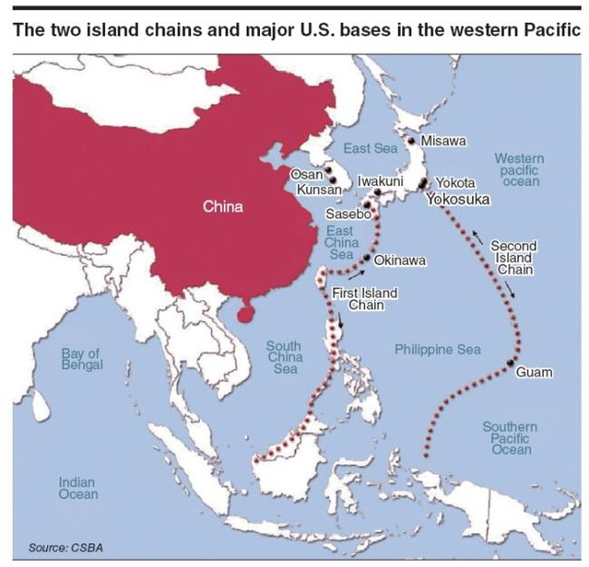 Vạch ra các điểm yếu của đối thủ, Mỹ tự tin kiềm chế được Trung Quốc ảnh 1
