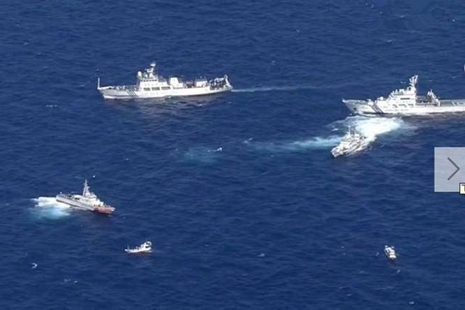 Thủ tướng Yoshihide Suga: Nhật không chấp nhận Luật Hải cảnh của Trung Quốc! ảnh 4
