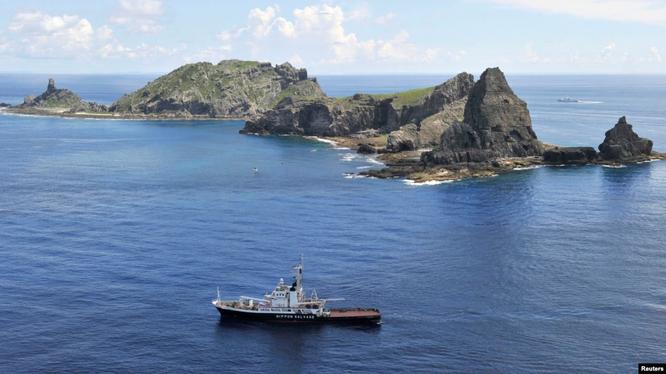 Thủ tướng Yoshihide Suga: Nhật không chấp nhận Luật Hải cảnh của Trung Quốc! ảnh 1