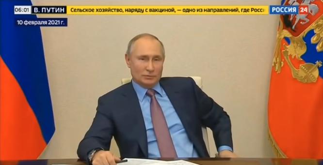 Vì sao Tổng thống Nga Putin dọa chặn mạng internet với quốc tế? ảnh 1