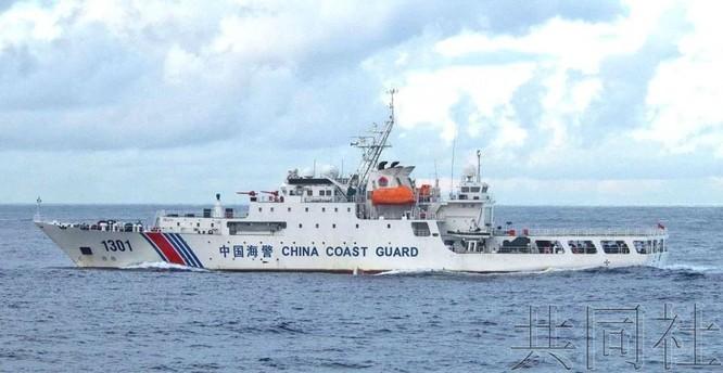 """Đối phó """"Luật Hải cảnh"""" Trung Quốc, Nhật tuyên bố cho phép sử dụng vũ khí ở quần đảo Senkaku ảnh 2"""