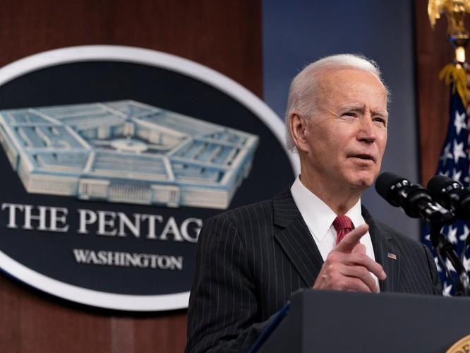 Bất chấp Bắc Kinh cảnh cáo, ông Biden tiếp tục liên minh 4 nước chống Trung Quốc của ông Trump ảnh 2