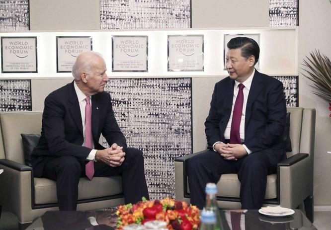 Bất chấp Bắc Kinh cảnh cáo, ông Biden tiếp tục liên minh 4 nước chống Trung Quốc của ông Trump ảnh 3