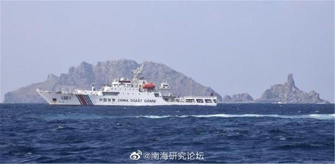 Nhật Bản tuyên bố sẽ nổ súng nếu Hải cảnh Trung Quốc đổ bộ lên Senkaku, Bắc Kinh lên tiếng đáp trả ảnh 3