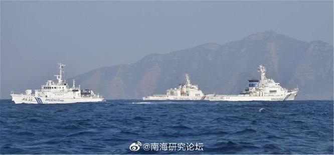 """Nguyên thủ các quốc gia """"Bộ tứ Kim cương"""": Không ảo tưởng về Trung Quốc ảnh 5"""