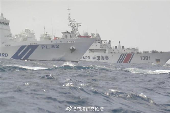 Trung, Nhật cùng ám chỉ sử dụng vũ lực, ẩn chứa nguy cơ leo thang nguy hiểm khó lường ảnh 3