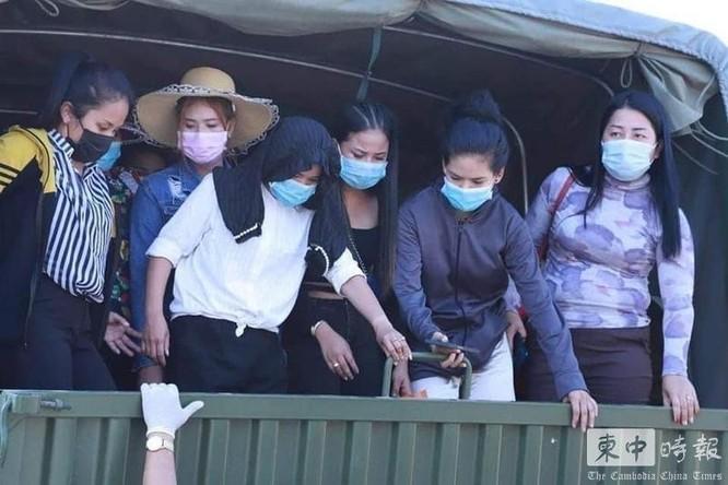 Dịch COVID-19 ở Campuchia diễn biến phức tạp, ngày 25/2 phát hiện thêm 65 người nhiễm bệnh ảnh 4
