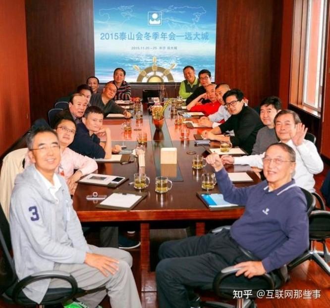 Vì sao Thái Sơn Hội, câu lạc bộ thương gia nổi tiếng nhất Trung Quốc tự giải thể? ảnh 3