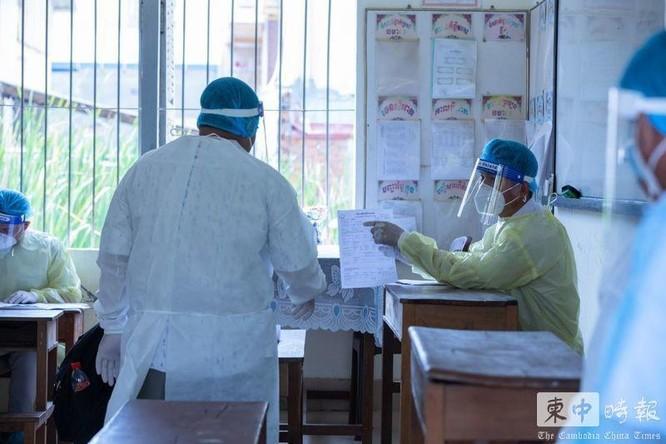 Dịch COVID-19 ở Campuchia diễn biến phức tạp, ngày 25/2 phát hiện thêm 65 người nhiễm bệnh ảnh 1