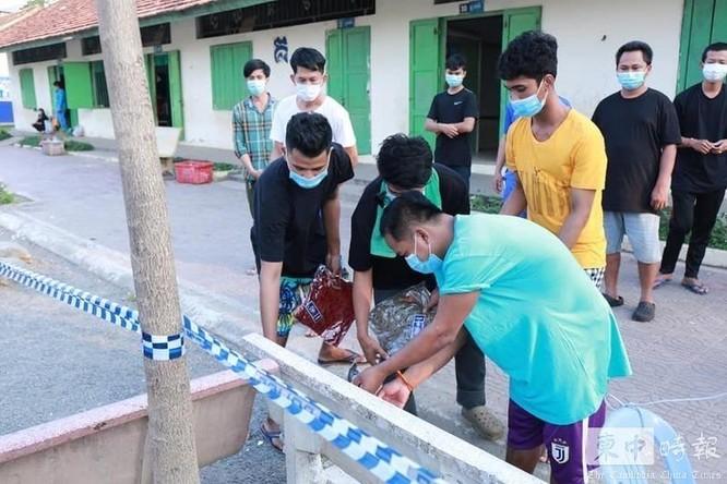 Dịch COVID-19 ở Campuchia diễn biến phức tạp, ngày 25/2 phát hiện thêm 65 người nhiễm bệnh ảnh 2