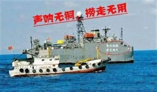 Nóng: Tàu trinh sát Mỹ vào gần Hoàng Sa bị máy bay Trung Quốc diễn tập tấn công ảnh 5