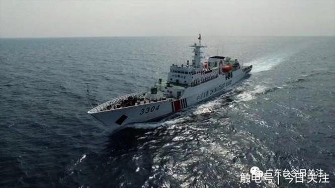 Nóng: Tàu trinh sát Mỹ vào gần Hoàng Sa bị máy bay Trung Quốc diễn tập tấn công ảnh 2