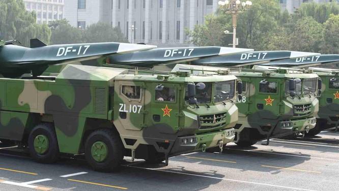 Mỹ đẩy nhanh tốc độ phát triển các vũ khí siêu thanh để đối phó Nga, Trung Quốc ảnh 4
