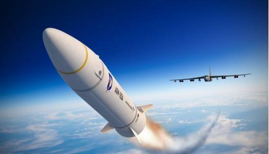 Mỹ đẩy nhanh tốc độ phát triển các vũ khí siêu thanh để đối phó Nga, Trung Quốc ảnh 3