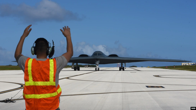 Quân đội Mỹ đang ráo riết hành động để kiềm chế Trung Quốc ảnh 3