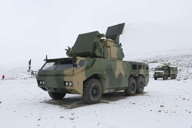 """Trung Quốc trình làng hệ thống tên lửa đánh chặn mới mang tên """"Thợ săn tầm thấp"""" ảnh 1"""