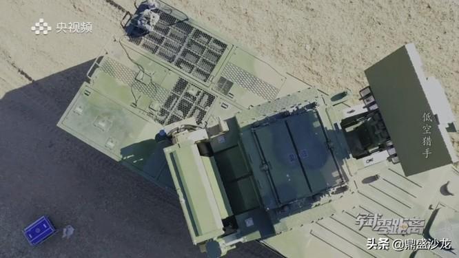 """Trung Quốc trình làng hệ thống tên lửa đánh chặn mới mang tên """"Thợ săn tầm thấp"""" ảnh 4"""