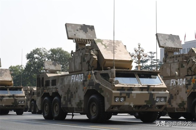 """Trung Quốc trình làng hệ thống tên lửa đánh chặn mới mang tên """"Thợ săn tầm thấp"""" ảnh 5"""