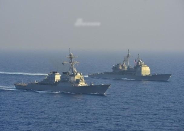 """Cựu Tư lệnh NATO: Mỹ sẽ tiến hành """"chiến tranh du kích"""" với Trung Quốc trên Biển Đông ảnh 1"""