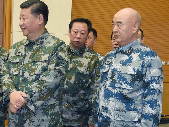 Phát biểu của Phó chủ tịch Quân ủy Trung Quốc gây rúng động giới truyền thông phương Tây ảnh 1