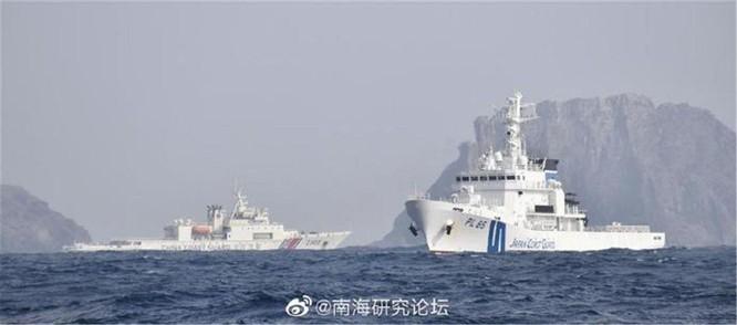 Trung - Nhật lại đấu khẩu gay gắt xung quanh vấn đề chủ quyền quần đảo Senkaku/Điếu Ngư ảnh 4
