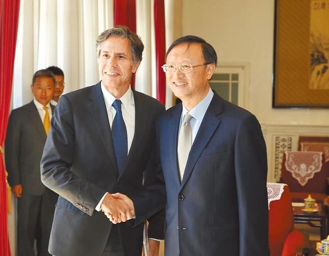 Chuyện diễn ra phía sau cuộc gặp gỡ quan chức cấp cao Mỹ - Trung sắp tới ảnh 2