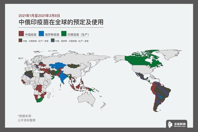 Quyết liệt cuộc chiến tranh giành vaccine trên thế giới ảnh 4