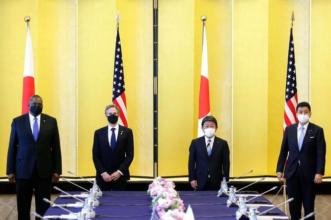 Trước cuộc gặp gỡ Alaska, Mỹ bất ngờ tung đòn trừng phạt 14 Phó Chủ tịch Quốc hội Trung Quốc ảnh 2