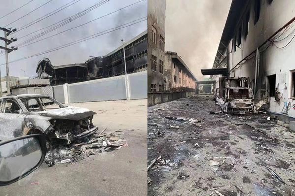 Những diễn biến mới xung quanh sự kiện doanh nghiệp Trung Quốc ở Myanmar bị tấn công ảnh 1