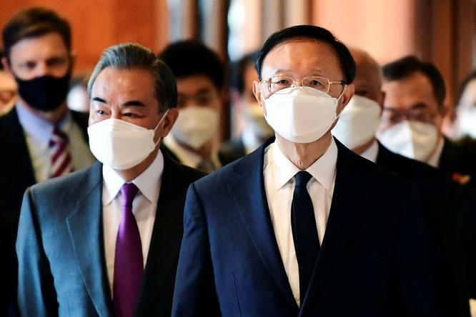 Báo Hồng Kông: Đối thoại chiến lược Mỹ - Trung nồng nặc mùi thuốc súng ảnh 2