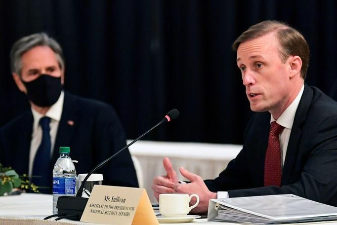 Kết thúc buổi họp đầu tiên Đối thoại Mỹ - Trung: Bắc Kinh phê Washington không biết cách tiếp khách ảnh 6