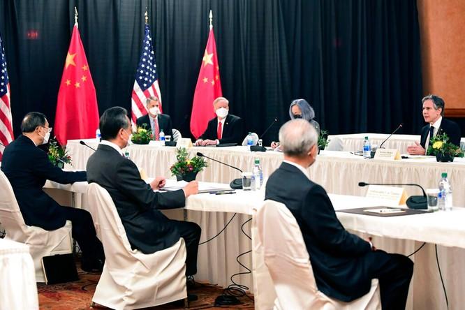 Báo Hồng Kông: Đối thoại chiến lược Mỹ - Trung nồng nặc mùi thuốc súng ảnh 1