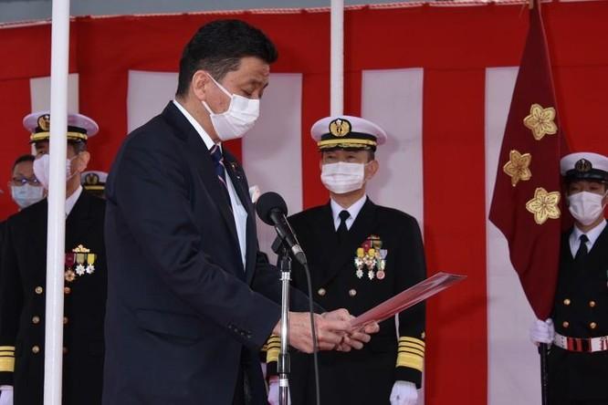 Giữa lúc căng thẳng, Trung Quốc đưa tàu vạn tấn vào biển Nhật Bản, Nhật trang bị thêm tàu khủng ảnh 3