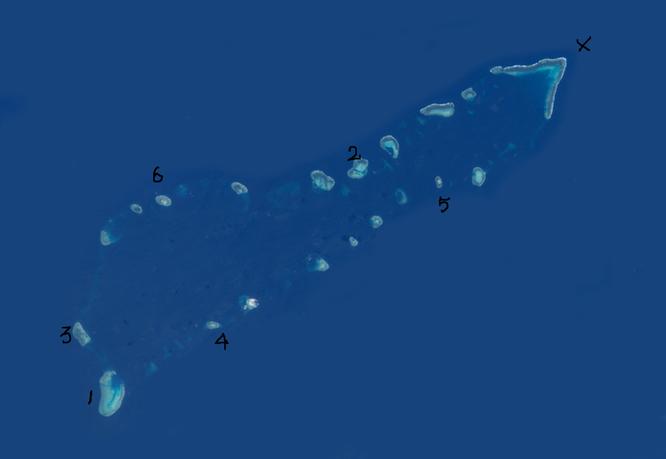 Nóng: Trung Quốc cho 220 tàu dân binh tập kết ở bãi Ba Đầu thuộc quần đảo Trường Sa ảnh 2