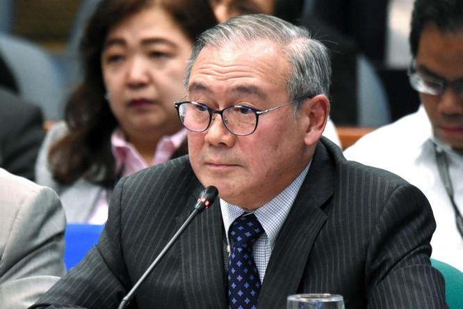 Philippines phản đối Trung Quốc tập kết 220 tàu dân quân biển ở đá Ba Đầu ảnh 1