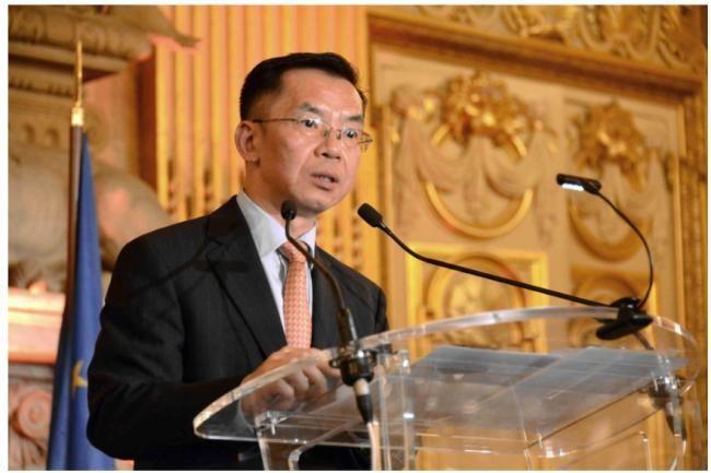 """Nóng: Xung đột ngoại giao Pháp – Trung, """"Đại sứ Chiến lang"""" tại Paris bị triệu tập ảnh 1"""
