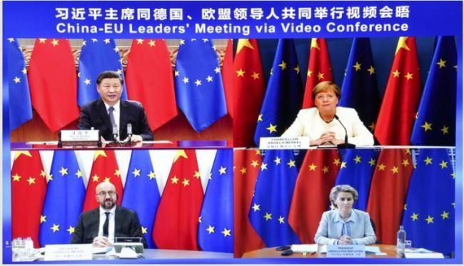 Nghị viện châu Âu khẩn cấp hủy bỏ họp xem xét phê chuẩn Hiệp định Đầu tư EU-Trung Quốc ảnh 2