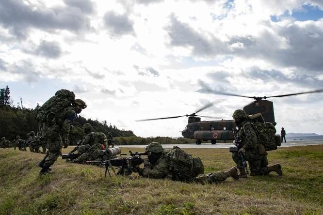 Mỹ - Nhật tăng cường hợp tác quân sự đối phó Trung Quốc, Bắc Kinh phản ứng ảnh 4