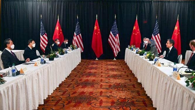 Tổng thống Joe Biden: Trong nhiệm kỳ sẽ không cho phép Trung Quốc vượt qua Mỹ! ảnh 3