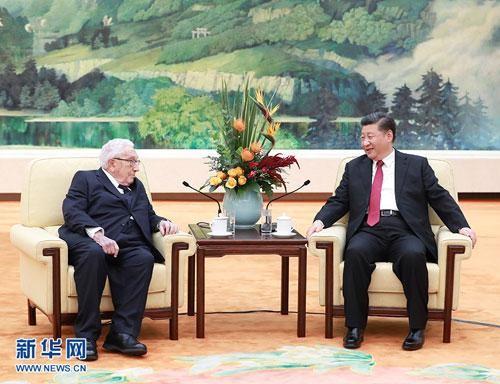 Cựu Ngoại trưởng Mỹ Kissinger: Mỹ - Trung cần phải đạt được đồng thuận về trật tự quốc tế mới ảnh 1