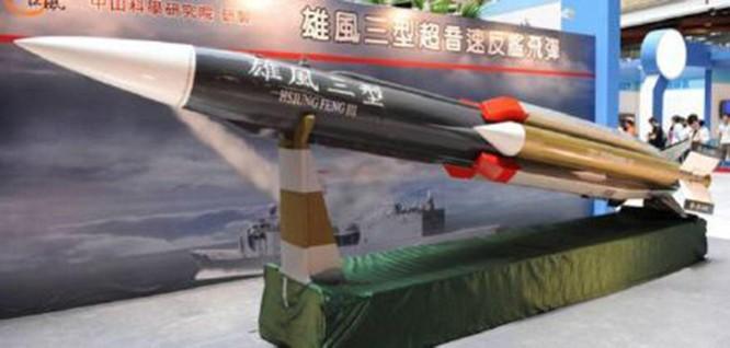 Tình hình eo biển Đài Loan nóng lên, Đài Bắc đẩy mạnh sản xuất tên lửa tầm xa với quy mô lớn ảnh 2